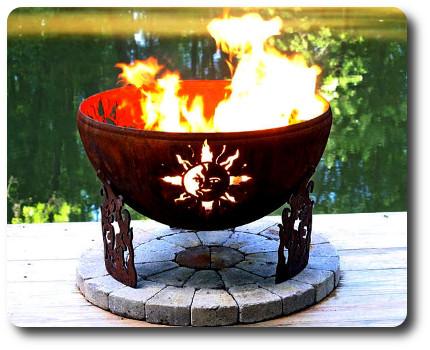 Огонь — лидерство и авторитет