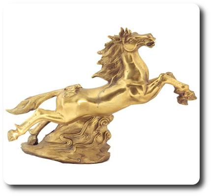 победная лошадь по фэн шуй